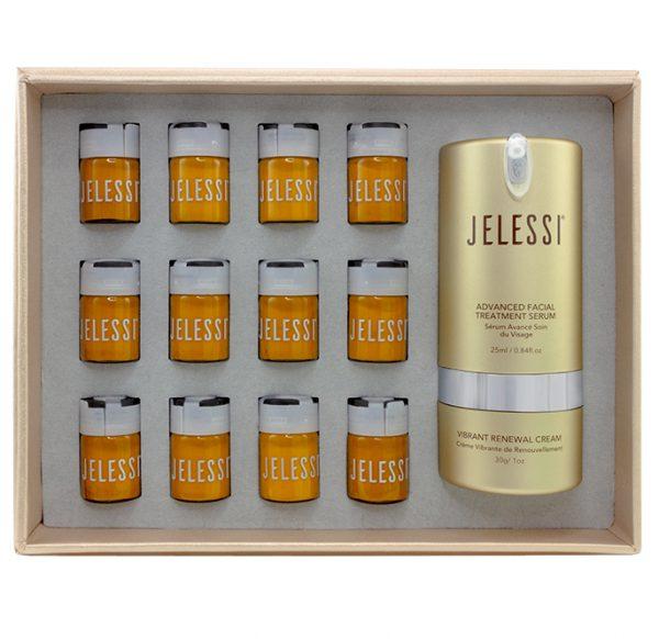 Jelessi-Reverse Skin Regimen open case